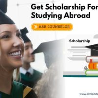 Get Scholarship For Studying Abroad – Ask Counselor