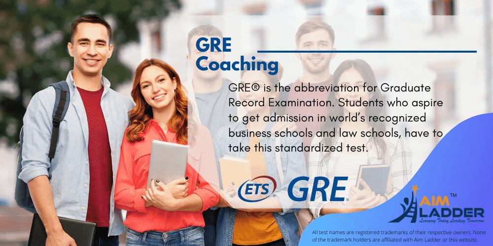 GRE Coaching in Delhi