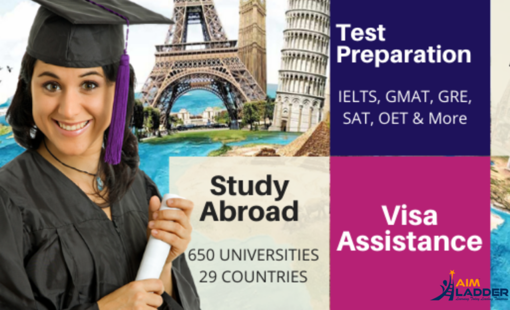 Overseas Education Counselling