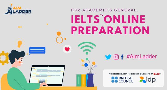 IELTS Online Coaching
