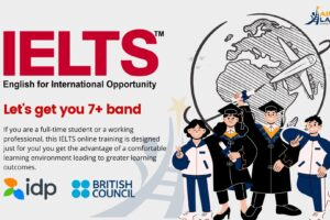 IELTS Coaching -Move Abroad – by Aim Ladder